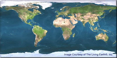 (Clickable World Map)